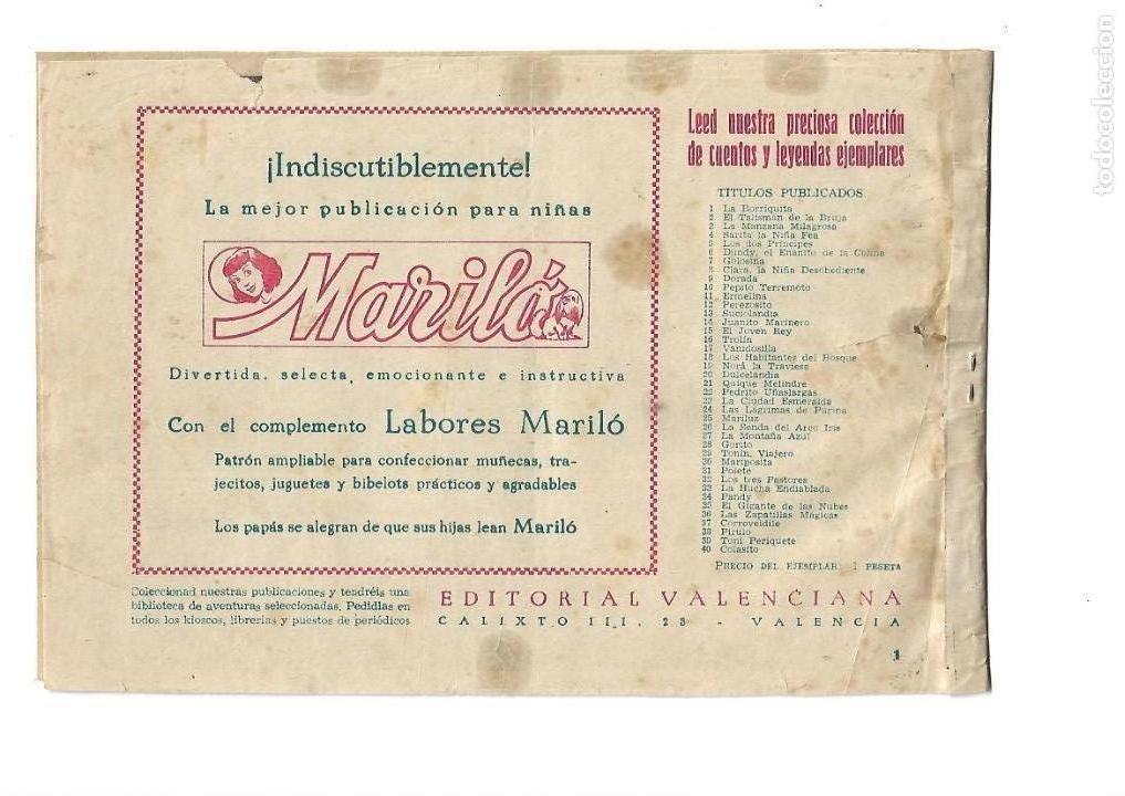 Tebeos: El Espadachin Enmascarado, Año 1952 Colección Completa son 252 + 2 Almanaques 1956 y 1957 Originales - Foto 11 - 131652022
