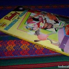 Tebeos: LIBROS ILUSTRADOS PUMBY Nº 18 REGRESO AL PASADO. VALENCIANA 1970, 35 PTS. BUEN ESTADO.. Lote 132970858