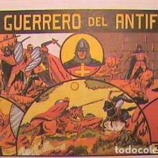 Tebeos: EL GUERRERO DEL ANTIFAZ Nº 1 (FACSIMIL). Lote 133045874