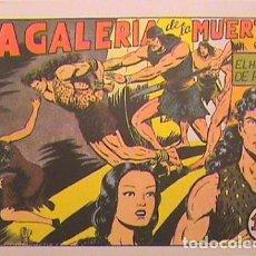 Tebeos: PURK EL HOMBRE DE PIEDRA / LA GALERIA DE LA MUERTE Nº 8 (FACSIMIL B) . Lote 133054310
