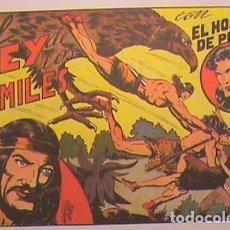 Tebeos: PURK EL HOMBRE DE PIEDRA / EL REY DE LOS AMILES Nº 6 (FACSIMIL B) . Lote 133054770