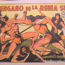 Tebeos: PURK, EL HOMBRE DE PIEDRA / EL ENGAÑO DE LA REINA SURI Nº 4 (FACSIMIL B) . Lote 133055594