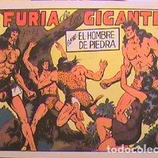 Tebeos: PURK, EL HOMBRE DE PIEDRA / LA FURIA DE LOS GIGANTES Nº 3 (FACSIMIL B) . Lote 133055838