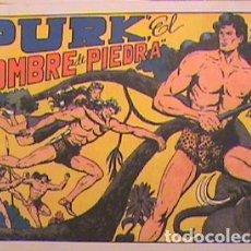 Tebeos: PURK, EL HOMBRE DE PIEDRA Nº 1 / ERROR DE IMPRESIÓN (FACSIMIL). Lote 133056786