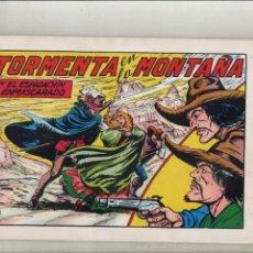 Tebeos: EL ESPADACHIN ENMASCARADO-AÑO 1981-B/N-VALENCIANA-FACSÍMIL-SEGUNDA EDICION-Nº 48-TORMENTA EN LA ..... Lote 133094290