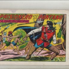 Tebeos: EL ESPADACHIN ENMASCARADO-AÑO 1981-B/N-VALENCIANA-FACSÍMIL-2º EDICION-APAISADO-REEDICION-Nº 32. Lote 133097390