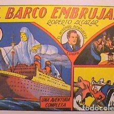 Tebeos: ROBERTO ALCAZAR / EL BARCO EMBRUJADO Nº 2(FACSIMIL). Lote 133098758