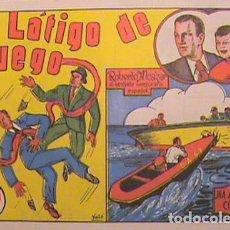 Tebeos: ROBERTO ALCAZAR / EL LATIGO DE FUEGO Nº 8(FACSIMIL). Lote 133099178