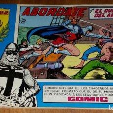 Tebeos: EL GUERRERO DEL ANTIFAZ: ABORDAJE Nº 30 AÑO 1981. Lote 133155862