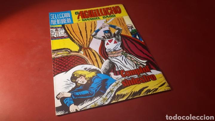 EL GUILUCHO 1 MUY BUEN ESTADO VALENCIANA SECCION AVENTURA (Tebeos y Comics - Valenciana - Selección Aventurera)