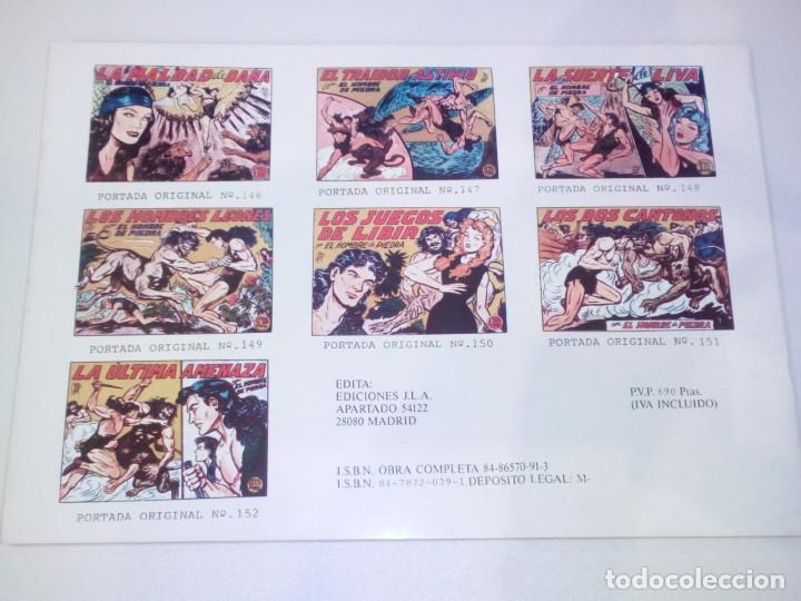 Tebeos: PURK - EDICIONES JLA - TOMO 11 - Nº 145/152 - MUY BUEN ESTADO - REEDICION - Foto 2 - 133436534
