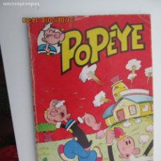 BDs: POPEYE ALBUM - TOMO Nº 5 - ED. VALENCIANA MAYO 1980. Lote 133486438