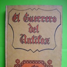 Tebeos: TOMO I, EL GUERRERO DEL ANTIFAZ, DE MANUEL GAGO. ED. VALENCIANA 1972. . Lote 133948426