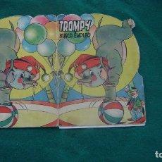 Tebeos: CUENTO TROQUELADO PUMBY SERIE PRIMERA TROMPY BUSCA EMPLEO CJ 5. Lote 134055850