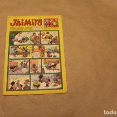 Tebeos: JAIMITO Nº 1186, EDITORIAL VALENCIANA. Lote 134074498