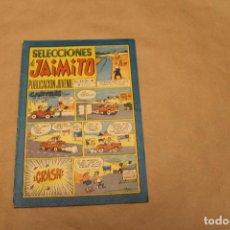Tebeos: SELECCIONES DE JAIMITO Nº 185, EDITORIAL VALENCIANA. Lote 134079794
