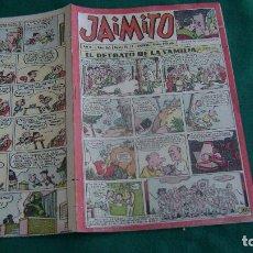 Tebeos: PUMBY SU PRIMERA AVENTURA EN JAIMITO 260 EL NUMERO CERO 0 DE LA COLECCION CJ 6. Lote 217887791
