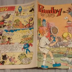 Tebeos: PUMBY Nº 1017. VALENCIANA 1977. Lote 134268386