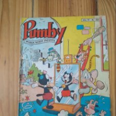 Tebeos: PUMBY Nº 321 - INCOMPLETO. Lote 134543398