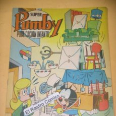 Giornalini: SUPER PUMBY Nº 84, ED. VALENCIANA, DE 6 PTAS,. Lote 134631182