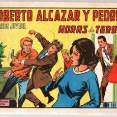 Tebeos: ROBERTO ALCAZAR Y PEDRIN. HORAS DE TERROR. Nº 1131. AÑO 1974. Lote 134744769
