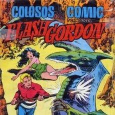 Tebeos: FLASH GORDON COLOSOS DEL COMIC - ED. VALENCIANA - COLECCION COMPLETA DE 38 NUMEROS. Lote 134833418