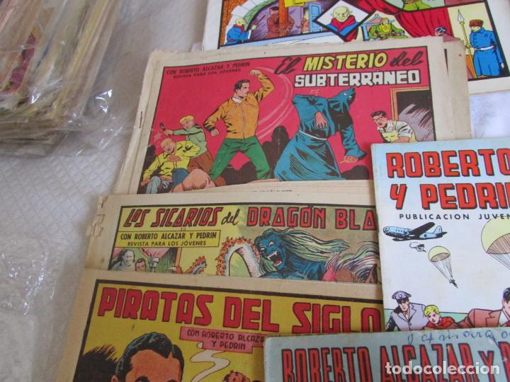 Tebeos: LOTE ROBERTO ALCAZAR Y PEDRIN EXTRA ALMANAQUE 1966 - Foto 4 - 134838718