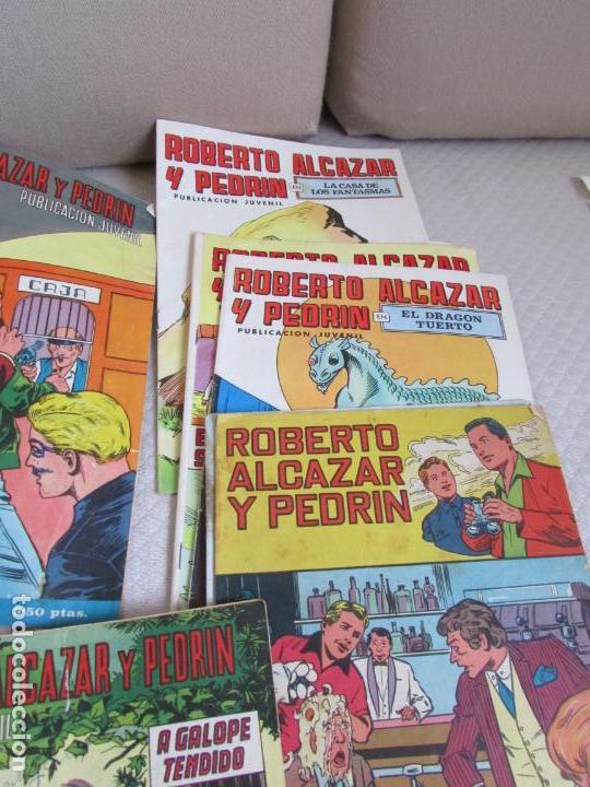 Tebeos: LOTE ROBERTO ALCAZAR Y PEDRIN EXTRA ALMANAQUE 1966 - Foto 6 - 134838718
