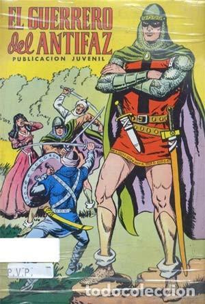 GUERRERO DEL ANTIFAZ (TOMOS) - ED. VALENCIANA - TOMOS CON 343 NUMEROS + 9 (Tebeos y Comics - Valenciana - Guerrero del Antifaz)