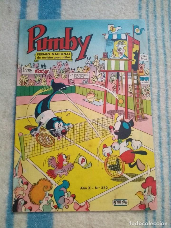 PUMBY Nº 352 (Tebeos y Comics - Valenciana - Pumby)