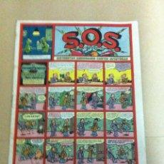 Tebeos: SOS -Nº. 13- REPARADO. Lote 134854102