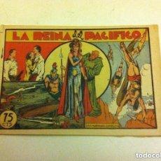 Tebeos: LA REINA DEL PACIFICO (75CTS.)- MUY BIEN CONSERVADO. Lote 134854950
