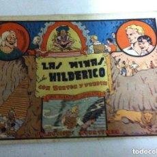 Tebeos: BARTON Y FREDIN- (LAS MINAS DE HILDERLICO) - Nº. 6. Lote 134855734