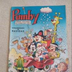 Tebeos: PUMBY 377 - EXTRAORDINARIO DE NAVIDAD - 1964. Lote 134980162