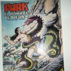 Tebeos: PURK EL HOMBRE DE PIEDRA 1975 - NÚMERO 63. Lote 135062342