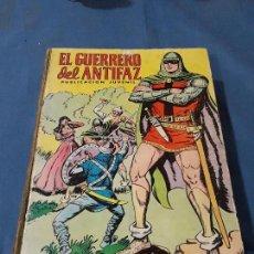 Tebeos: LIBRO TEBEO EL GUERRERO DEL ANTIFAZ. Lote 135065854