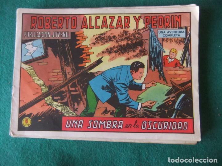 ROBERTO ALCAZAR Y PEDRIN Nº 1182 EDITORIAL VALENCIANA (Tebeos y Comics - Valenciana - Roberto Alcázar y Pedrín)