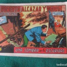Tebeos: ROBERTO ALCAZAR Y PEDRIN Nº 1182 EDITORIAL VALENCIANA. Lote 135101970