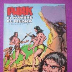 Tebeos: TEBEO PURK EL HOMBRE DE PIEDRA, Nº 34, DESOLACION, VALENCIANA,. Lote 135223986