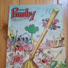 Tebeos: SUPER PUMBY Nº 1 - 1963. Lote 135230006