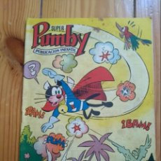 Tebeos: SUPER PUMBY Nº 3 - 1964. Lote 135230714
