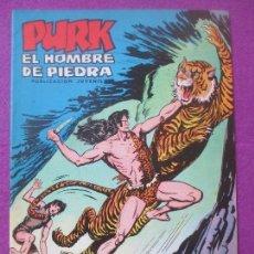 Tebeos: TEBEO PURK EL HOMBRE DE PIEDRA, Nº 39, LUCHA TRAS LUCHA, VALENCIANA,. Lote 135231866