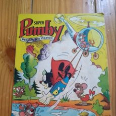 Tebeos: SUPER PUMBY Nº 8 - 1965. Lote 135234194