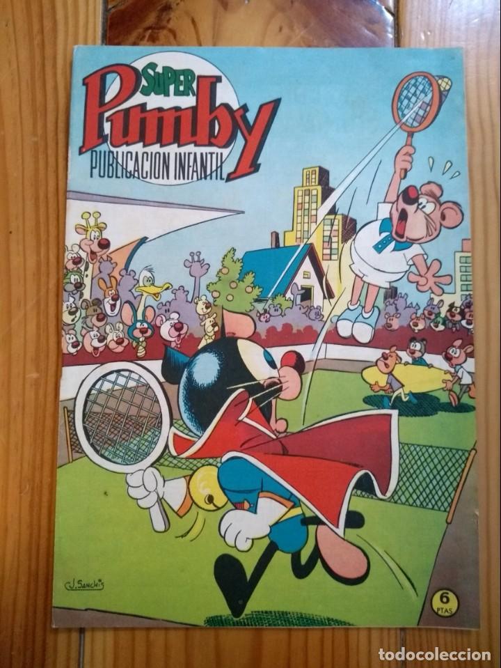 SUPER PUMBY Nº 43 - PRÁCTICAMENTE NUEVO (Tebeos y Comics - Valenciana - Pumby)