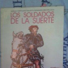 Tebeos: LOS SOLDADOS DE LA SUERTE: TOPPI: COLECCION PILOTO Nº 9: EDITORIAL VALENCIANA. Lote 135371282