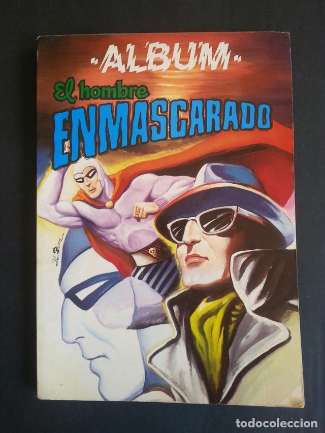 COMIC TEBEO ALBUM EL HOMBRE ENMASCARADO TOMO 5. COLOSOS DEL COMIC. AÑOS 80 (Tebeos y Comics - Valenciana - Colosos del Comic)