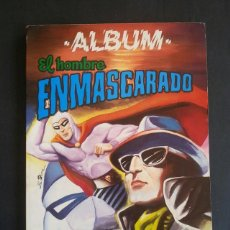 Tebeos: COMIC TEBEO ALBUM EL HOMBRE ENMASCARADO TOMO 5. COLOSOS DEL COMIC. AÑOS 80. Lote 135414006