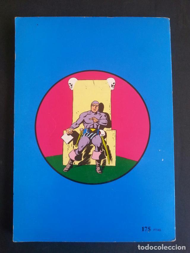 Tebeos: comic tebeo album el hombre enmascarado tomo 5. colosos del comic. años 80 - Foto 2 - 135414006