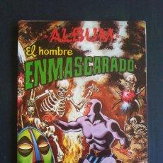 Tebeos: COMIC TEBEO ALBUM EL HOMBRE ENMASCARADO TOMO 5. COLOSOS DEL COMIC. AÑOS 80. Lote 135414158