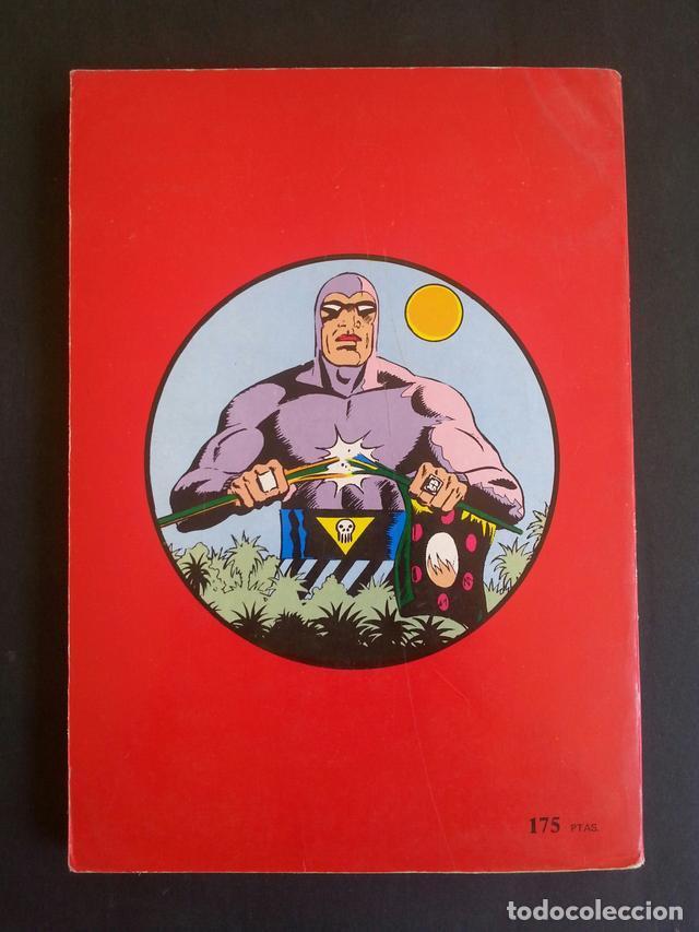 Tebeos: comic tebeo album el hombre enmascarado tomo 6. colosos del comic. años 80 - Foto 2 - 135414270